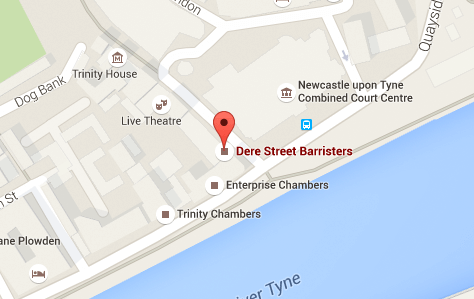 Dere Street Newcastle Office