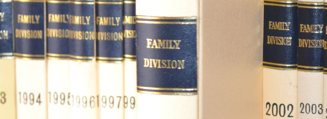 Family Law - large